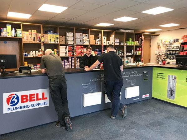 Bell Plumbing - Trade Counter