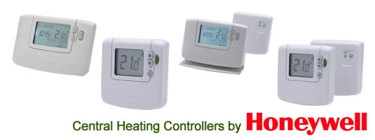 honeywell-central-heating-controllers