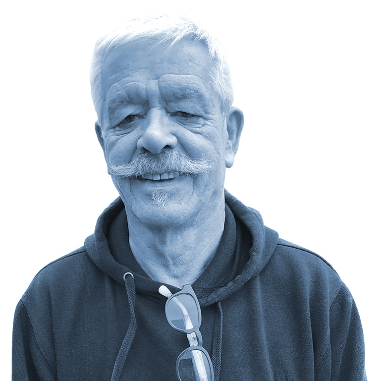 Ron - Kidderminster Team Member