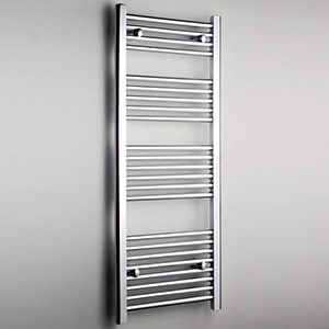 Straight Chromed Towel Rail
