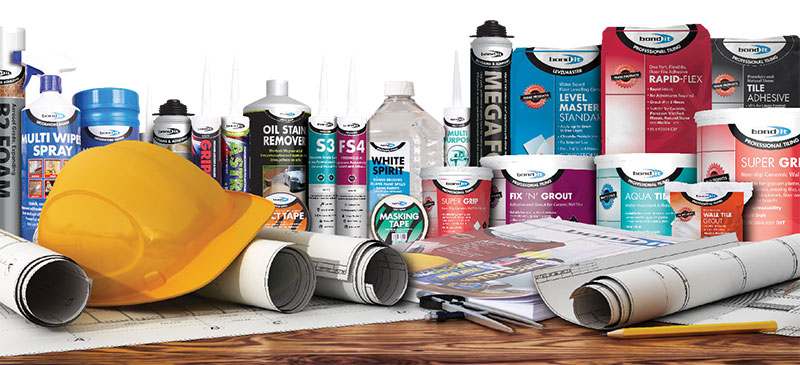 Plumbing & Heating Sundries - Bond It Range