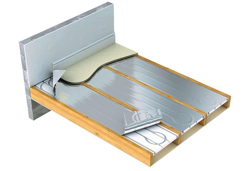 Underfloor Heating - Polypipe