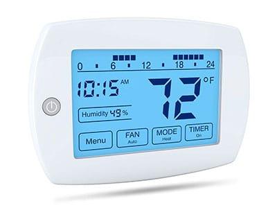 Unico Touchscreen Thermostat