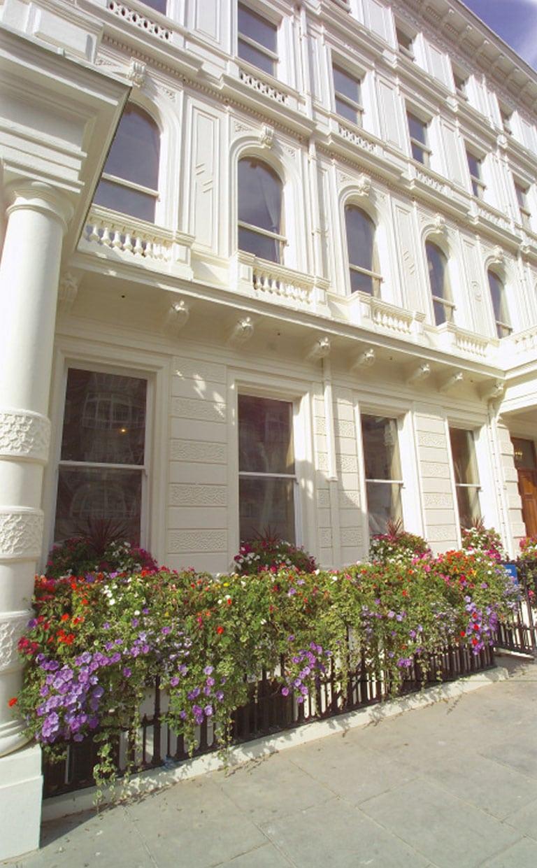 The Unico System - Lancaster Gate - Period Apartment