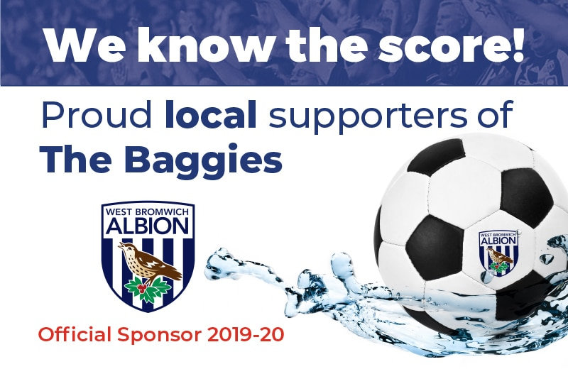 Slider - Supporters of West Bromwich Albion