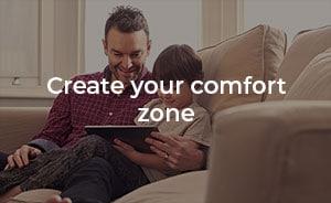 Polypipe Underfloor Heating - Create your comfort zone - Image