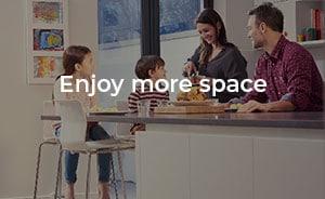 Polypipe Underfloor Heating - Enjoy more space - Image