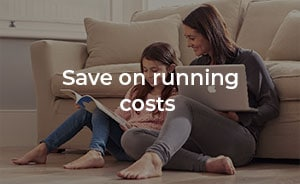 Polypipe Underfloor Heating - Save on running costs - Image