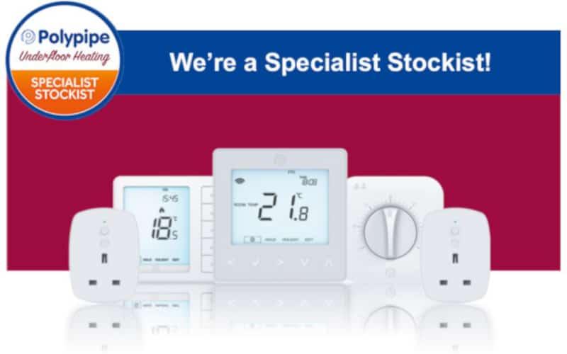 Polypipe Underfloor Heating - Specialist Stockist - Image
