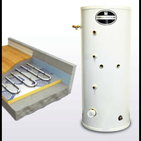 Tempest Underfloor Heating Package